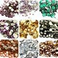 Super Brillante 1440 Unids/pack SS4 1.5-1.6mm de Cristal Brillo Piedra de Hotfix Para Nail Art Decoraciones Flatback 4ss