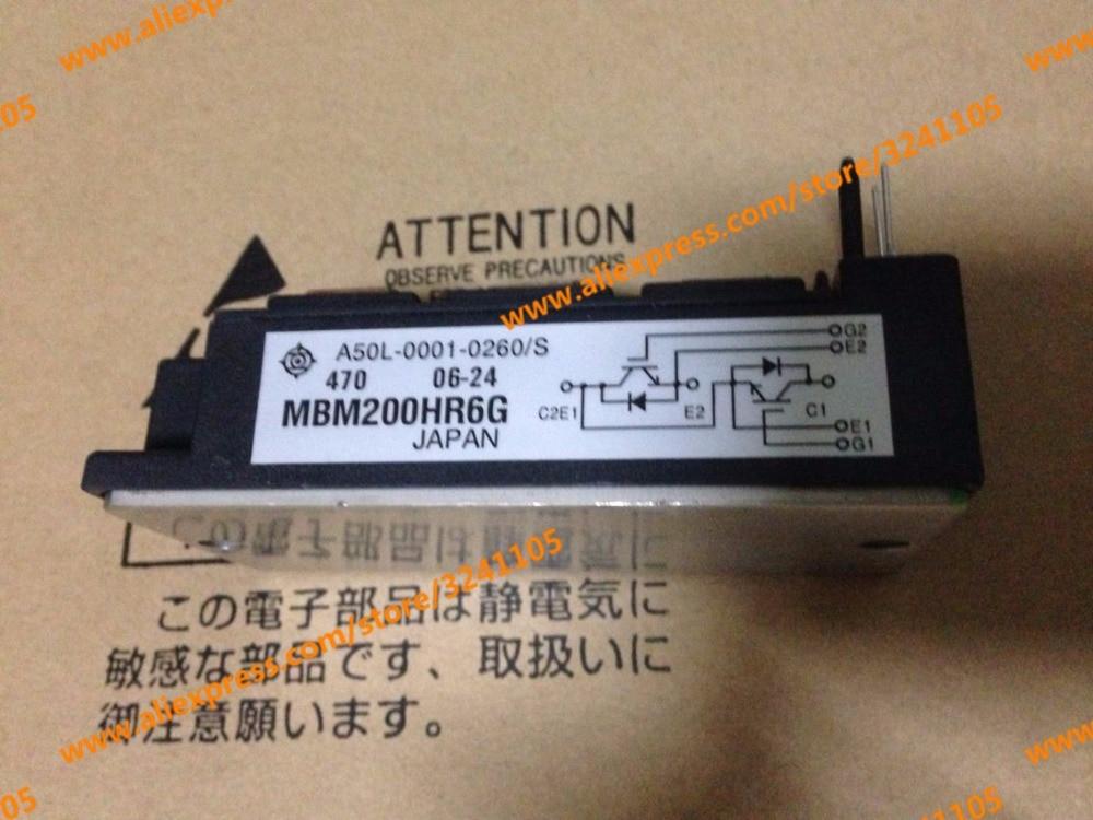 Free Shipping  NEW MBM200HR6G MODULE