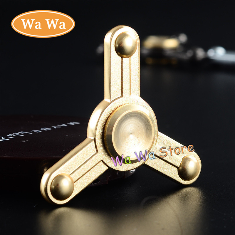 2017 Hot Fidget Toy Hand Spinner For ADHD Alloy EDC Fidgets Spinner Focus Keep Anti Stress