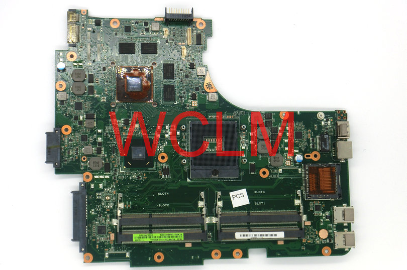 free shipping N53SN N12P-GT-A1 GT550M REV2.2 mainboard For ASUS N53SN N53SV N53S motherboard 60-N4PMB1300-B12 tested full free shipping new original n53s n53sv laptop motherboard main board mainboard rev 2 2 usb 3 0 n12p gt a1 100