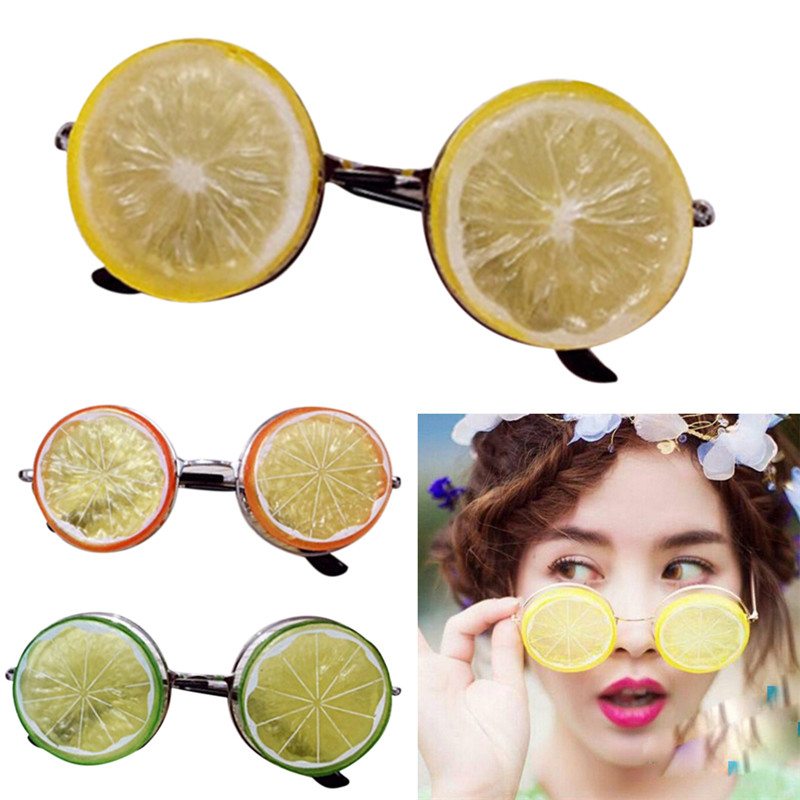 Funny Margarita Goblet Drink Glasses Cocktail Party Sunglasses Photo Prop