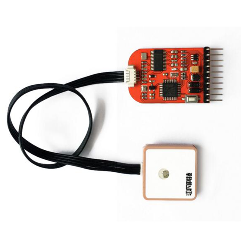 FPV S2 OSD Barometer Version OSD Read NAZA Data Phantom 2/IOSD OSD/ Barometer with 8M GPS original naza gps for naza m v2 flight controller with antenna stand holder free shipping