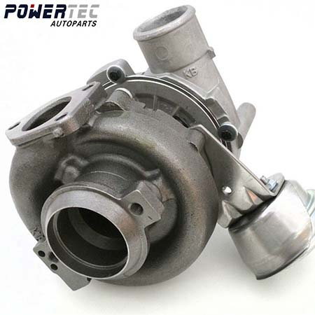 Turbine for BMW 530 d (E39) / 730 d (E38) 3.0 L <font><b>M57</b></font> <font><b>D30</b></font> 184HP / 193HP - 454191-0004/6/7 turbocharger Garrett 454191 <font><b>TURBO</b></font> FULL image