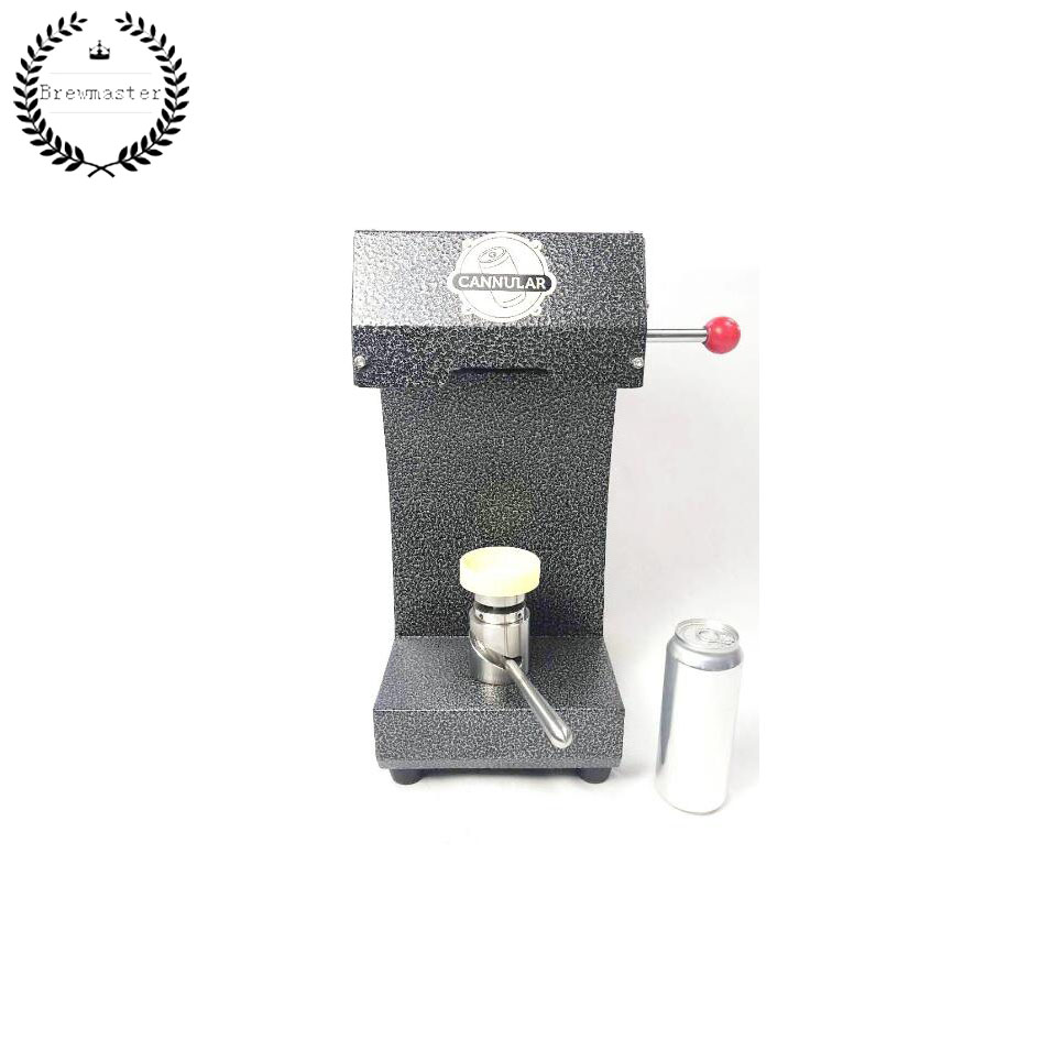 CANNULAR COMPACT CANNING MACHINE - BENCH-TOP CAN SEAMERCANNULAR COMPACT CANNING MACHINE - BENCH-TOP CAN SEAMER