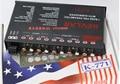 EQ Mixer processador de áudio divisor 7 segmento equalizador equalizador de áudio do carro do carro FRETE GRÁTIS
