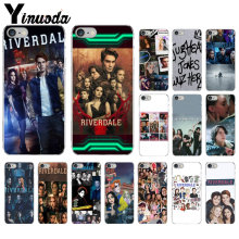Yinuoda American TV Riverdale Custom Photo Soft Phone Case for iPhone 7 7plus 5 5Sx 6 8 8Plus X XS MAX XR cover(China)
