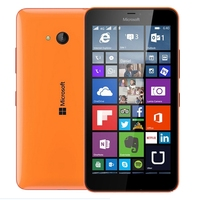 Originele 100% Originele Microsoft Lumia 640 8MP Camera NFC Quad-core 8 GB ROM 1 GB RAM mobiele telefoon LTE FDD 4G 5.0