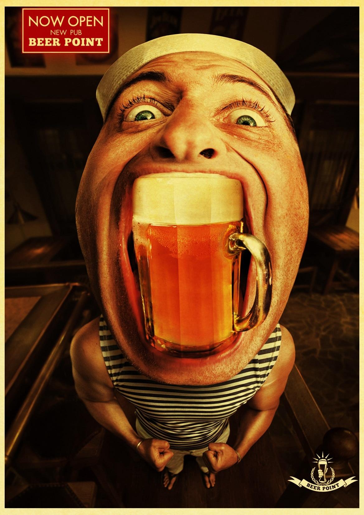 Картинки на тему пиво прикольные