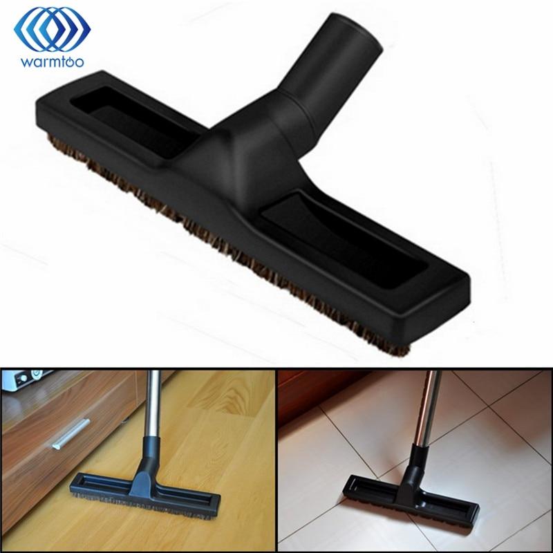 12 ''32mm Girevole Dust Brush Strumento Testa Aspirapolvere Allegato 360 Gradi Piano Strumento Pennello Sostituzioni