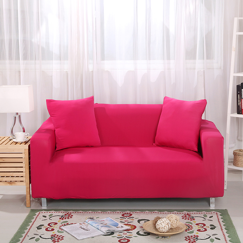 Modern Sofa Cover Elastic Polyester Sofa Towel Furniture Protector Polyester Love seat Couch Cover sofa covers for living room