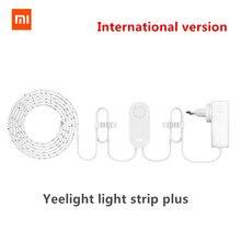 Xiaomi mijia yeelight bande lumineuse plus édition dextension jusquà 10M 16 millions rvb Mi maison app version internationale