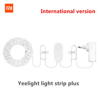 Xiaomi mijia yeelight light strip plus Extension Edition extend Up to 10M 16 Million RGB Mi home app International version