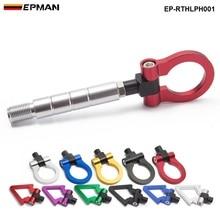 EPMAN Racing Jdm Алюминиевый Forge передний буксировочный крюк бар передний задний для Toyota Avanza Япония EP-RTHLPH001 автомобиля