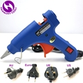 HARMONY 1 Piece 15W OR 40W 100V to 240V Hair Hot Melt Glue Gun for Melting Keratin Glue Sticks Hair Extension Tools