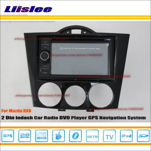online shop liislee for mazda rx8 rx 8 2009 2012 car radio stereo cd rh m aliexpress com Mini Cooper Navigation Mini Cooper Navigation