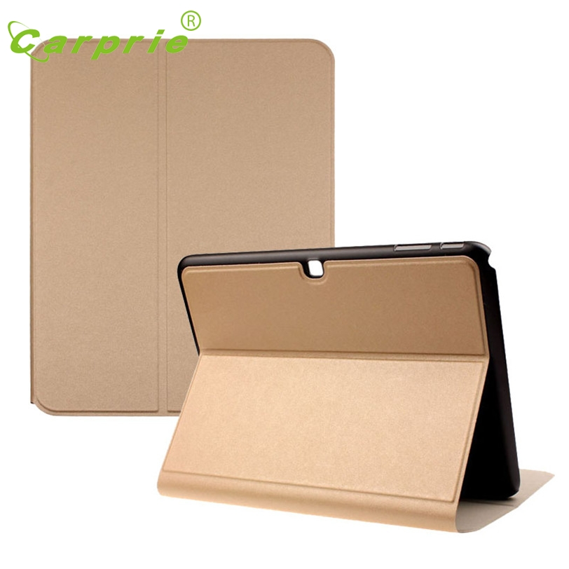 CARPRIE Case Cover For Samsung Galaxy 10.1 Inch SM-T530 Tablet Leather Folio Feb27 MotherLander