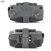 Пульт дистанционного управления силиконовый защитный чехол с держателем на ремешке для DJI Mavic 2 zoom pro mavic pro 1 Spark air mavic mini drone