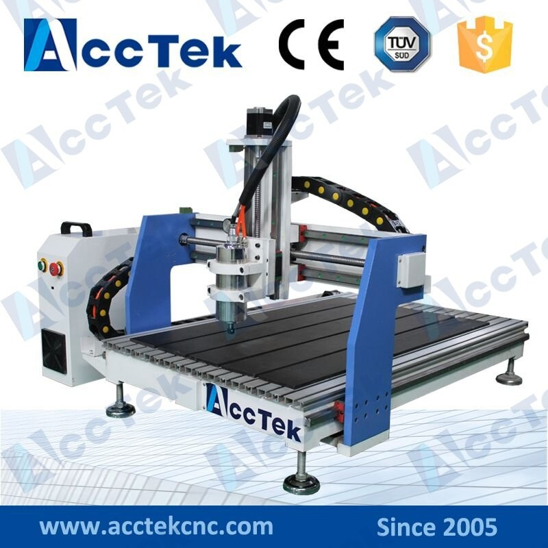 small 6090 cnc router machine/ mini router table for sale  цены