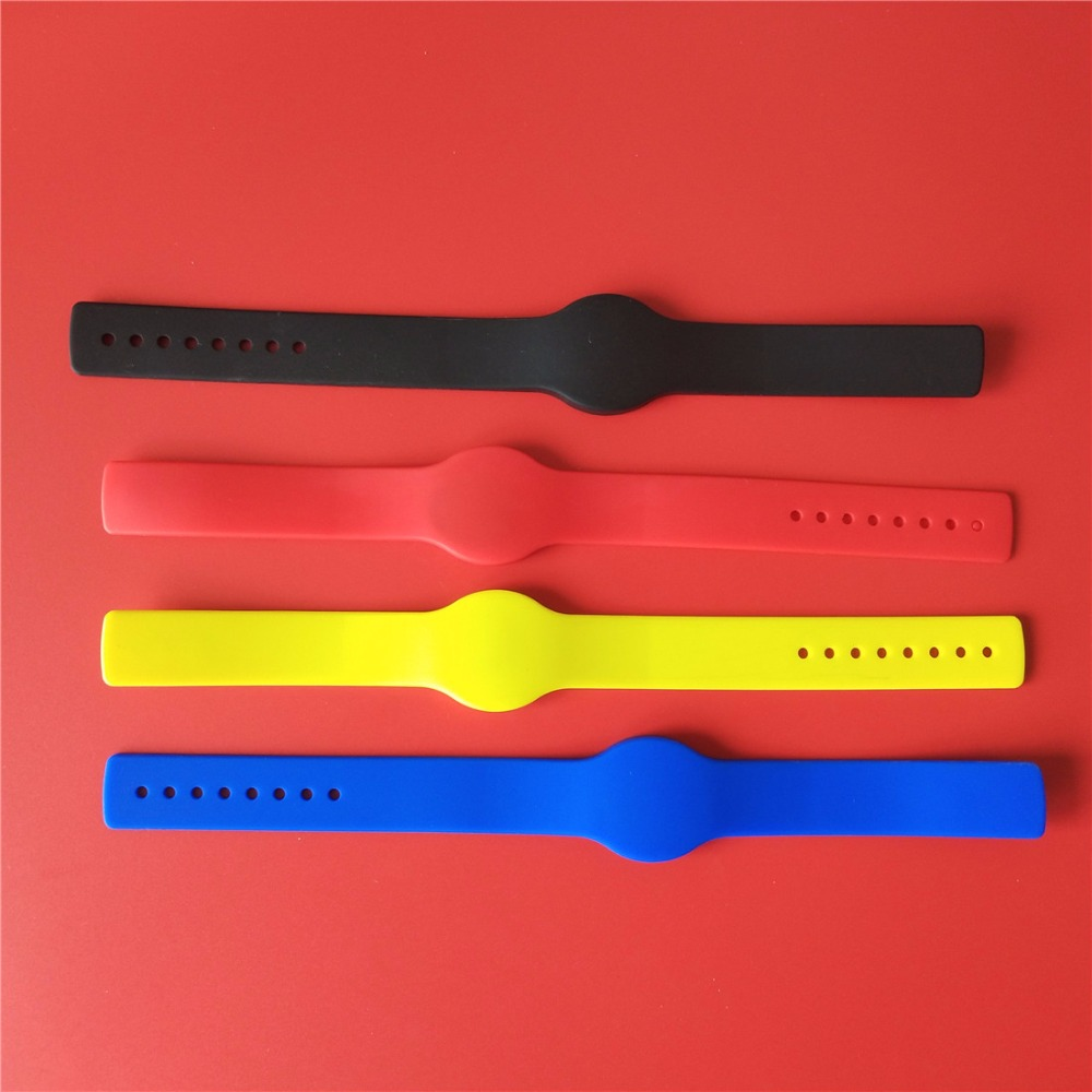 13.56MHz RFID Bracelet Wristband MF1K S50 Watch NFC Adjustable Proximity Card free shipping 200pcs mf1k s50 fudan 13 56mhz ic card
