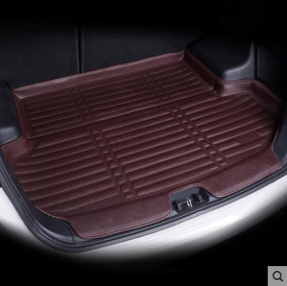 Cargo Mat For VW Volkswagen <font><b>Tiguan</b></font> 2007-2016 Rear Trunk Liner Boot Tray Floor Protector 2008 2009 2010 2011 2012 <font><b>2013</b></font> 2014 2015 image