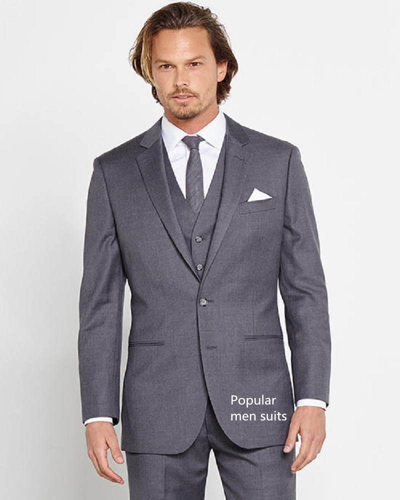 2017-Grey-costume-homme-mariage-Men-Business-Suit-Man-Groom-Wedding-Suits-Prom-Formal-Suit-Fit (1)_