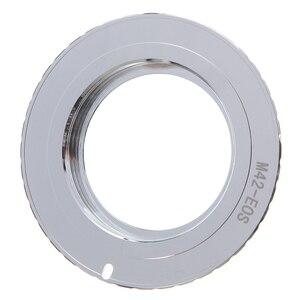 Image 3 - 9th Generation AF Bestätigen w/ Chip Adapter Ring für M42 Objektiv zu Canon EOS 750D 200D 80D 1300D
