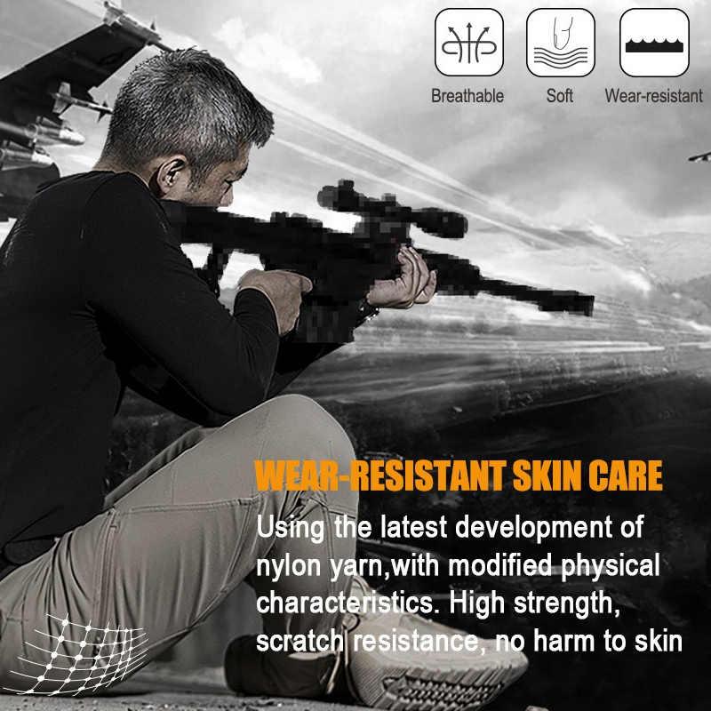Gratis Soldaat Outdoor Sport Tactische Broek Scratch-Resistants Dragen-Resistants Water-Resistants Broek Met Meerdere Zakken