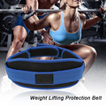 Lixada Gimnasio Bodybuilding Levantamiento De Pesas Gimnasio Cinturón Ideal para Sentadillas Estocadas Muerto con Propulsores de Equipos de Fitness