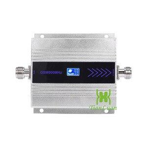 Image 2 - 携帯電話の Gsm 信号ブースター GSM 信号リピータ携帯電話の Gsm 900MHz 信号アンプ lcd ディスプレイ八木フルセット