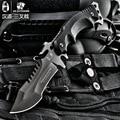 HX AIRE LIBRE ejército cuchillo de La Supervivencia herramientas al aire libre cuchillos de alta dureza pequeña recta herramienta esencial para la autodefensa Favoritos