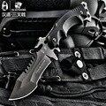 HX AO AR LIVRE faca de Sobrevivência do exército ao ar livre ferramentas de alta dureza ferramenta essencial para a auto-defesa Favoritos pequenas facas retas