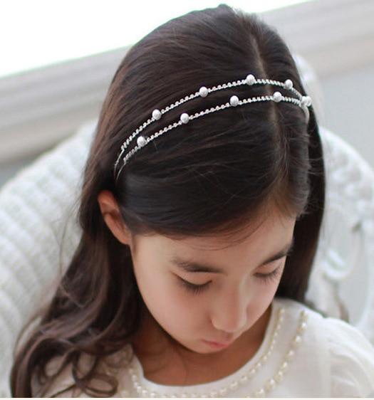 HTB1gXPDJVXXXXbCXpXXq6xXFXXXG Dazzling Rhinestone Crystal Girl Princess Headband Tiara - 15 Styles
