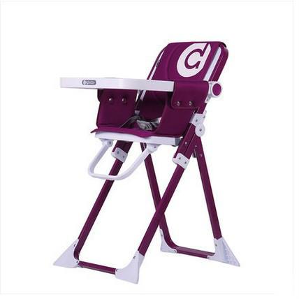 Crianças cadeiras dobrável ultra portátil bebê infantil cadeira de jantar mesa de jantar de BB