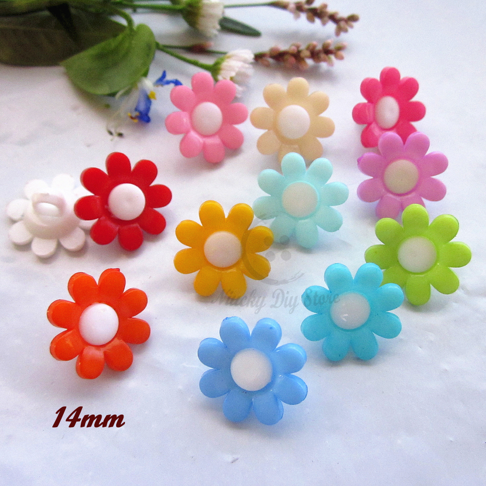 db4442e93 Detail Feedback Questions about 120pcs lot 14mm Mixed colorful ...