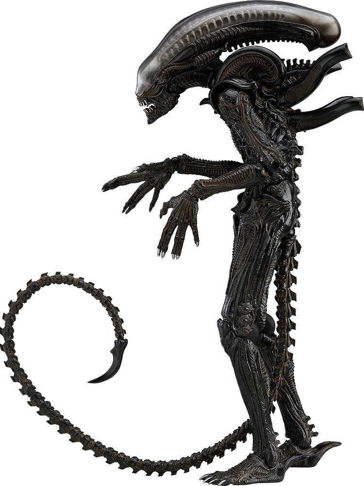 FIGMA SP-108 Alien Takayuki Takeya Mengatur Ver PVC Action Figure Anime Figure Collectible Model Mainan