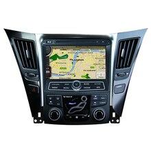 MTK3360 velocidad más rápida 512 MB RAM WinCE 6.0 coche reproductor de DVD 1080 p GPS para Hyundai Sonata 2011- 2013 2014 radio Bluetooth mapa