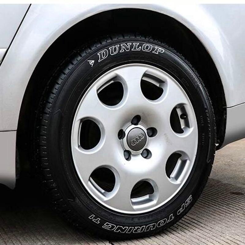Universal White Car Tyre Tire Tread Marker markers Graffiti Oily For Volkswagen POLO Tiguan Passat Golf Scirocco Jetta Bora volkswagen scirocco фольксваген скирокко хэтчбек