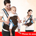 3-30 Months Breathable Multifunctional Front Facing Baby Carry Infant Comfortable Sling Backpack Pouch Wrap Baby Kangaroo