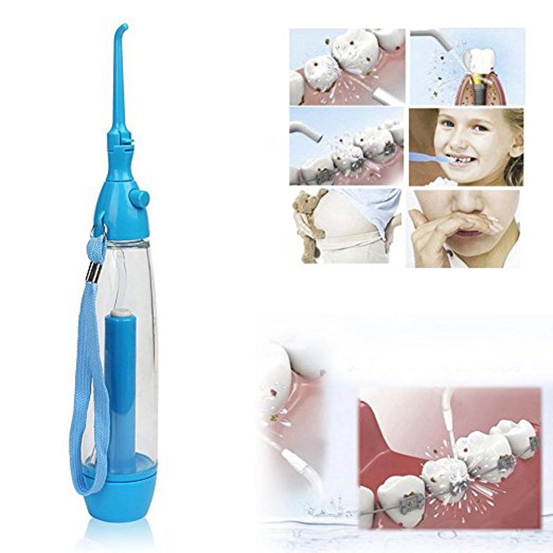 Portable Dental Floss Oral Irrigator Water Flosser Irrigation Water Jet Dental Irrigator Flosser Teeth Cleaner Oral Irrigation nicefeel portable oral irrigator water flosser dental floss flosser irrigador chargeable waterpick water irrigation water jet