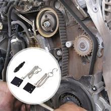 Автомобильные аксессуары, автомобильный двигатель, распределительный вал, блокировка коленчатого вала, набор инструментов синхронизации для VW AUDI 2,5/3,3 V6/V8 TDI, инструмент синхронизации двигателя
