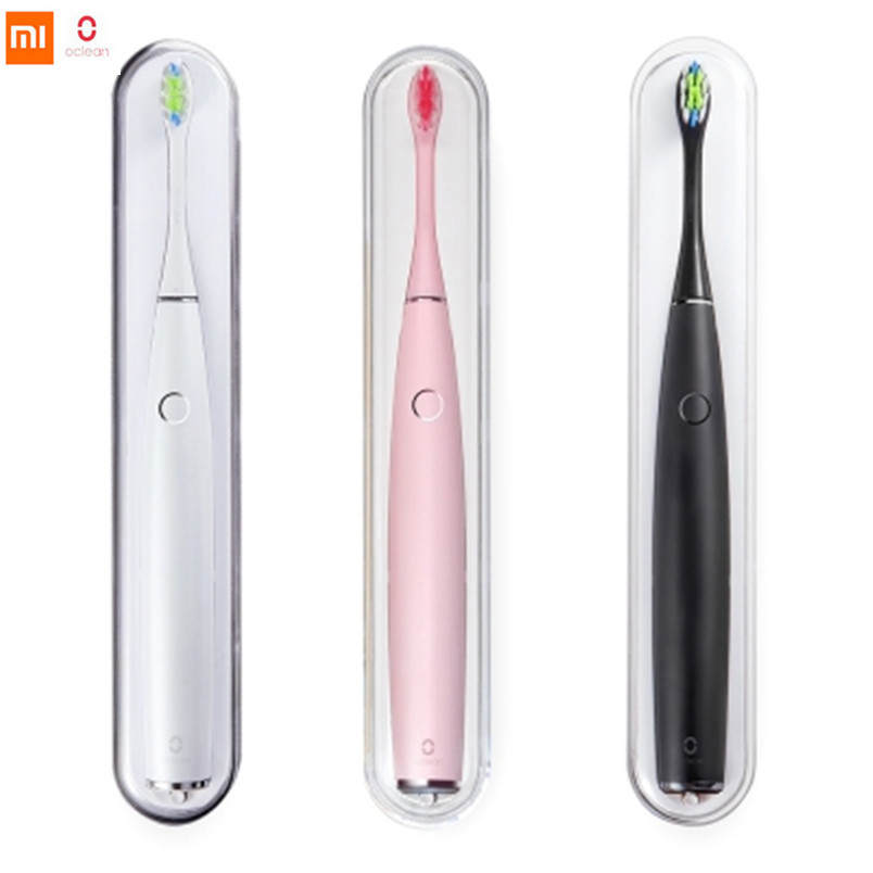 Xiaomi Oclean один новый Перезаряжаемые автоматические Sonic электрические Зубная щётка приложение Управление интеллектуальные стоматологически...