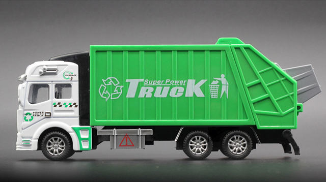 Baby Toy Cars With Waste Truck Garbage Truck Toy Car Baby 1 5 Year