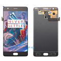 For OnePlus 3 Three A3000 A3003 LCD Display Touch Screen Digitizer Assembly Replacement , Black Free Shipping
