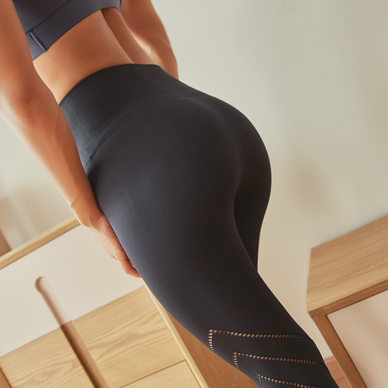 Body - Building Yoga Pants Female High Waist Stretch Tight Seamless Sport Leggings For Women Gym Workout Fitness Leggings