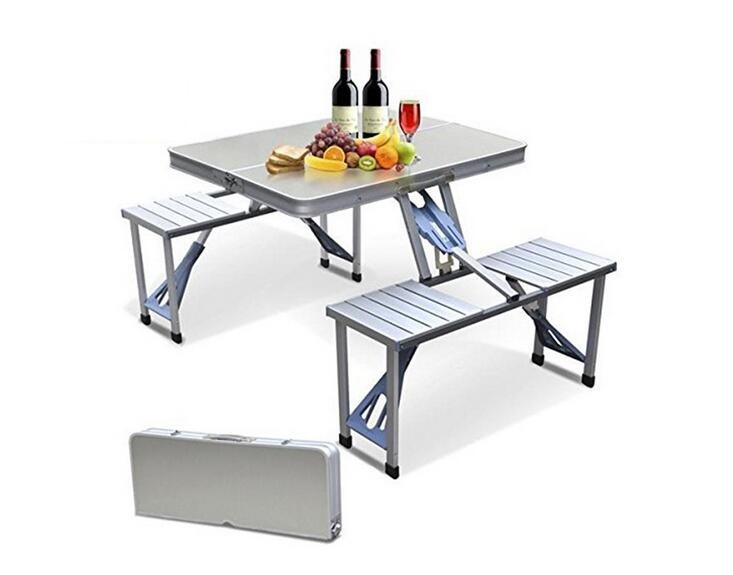 folding table chair - Folding Table And Chairs