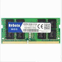 Reboto DDR4 8GB Laptop Memory RAM 2133 Memoria260 Pin SODIMM RAM Stick For Notebook 100 Original
