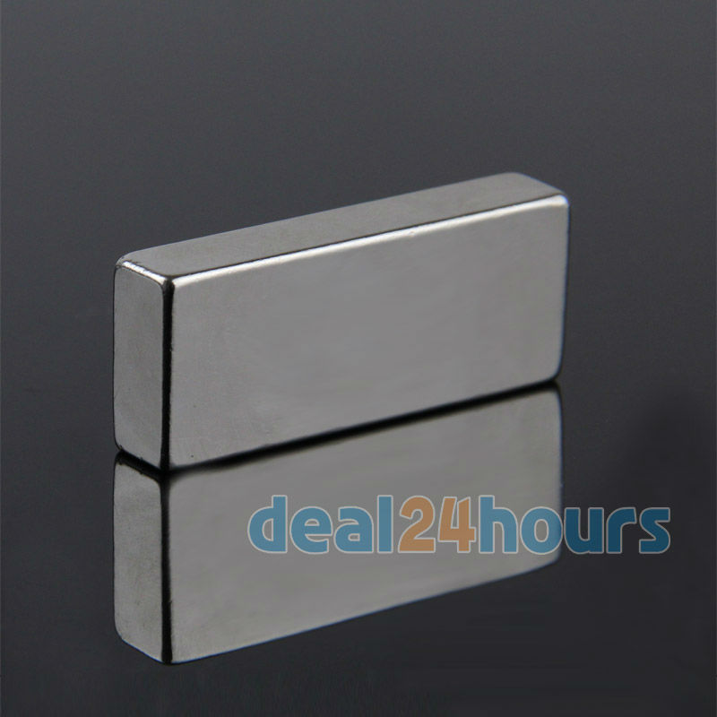 OMO Magnetics 1PC Big Bulk Super Strong Strip Block Magnets Rare Earth Neodymium 50 x 20 x 10 mm N35 omo magnetics 10pcs big bulk super strong cuboid block magnets rare earth neodymium 50 x 50 x 5 mm n35 wholesale