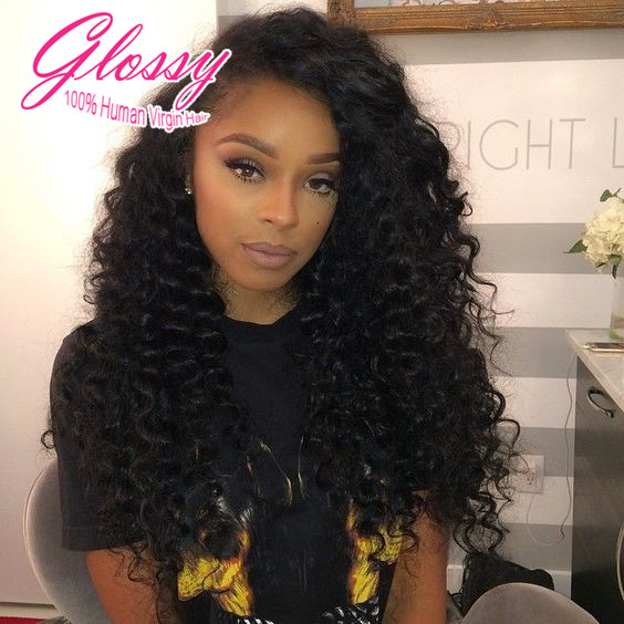 Shes Hair Company Hot Indian Deep Wave Original 4pcs Lot Unprocessed Crochet Box Braids