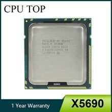 Intel Xeon X5690 3.46GHz 6.4GT/S 12MB 6 Core 1333MHz SLBVX CPU Processor
