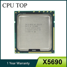 Intel Xeon X5690 3.46GHz 6.4GT/s 12MB 6 Core 1333MHz SLBVX CPU Processor